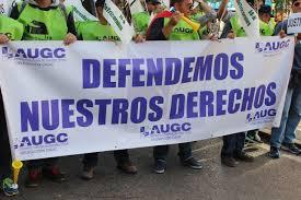 Defendemos nuestros derechos AUGC